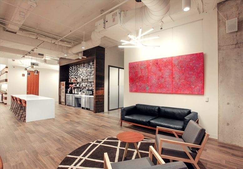 HALL Arts, 2323 Ross Ave, 17th Fl, Dallas Arts District Office for Rent in Dallas