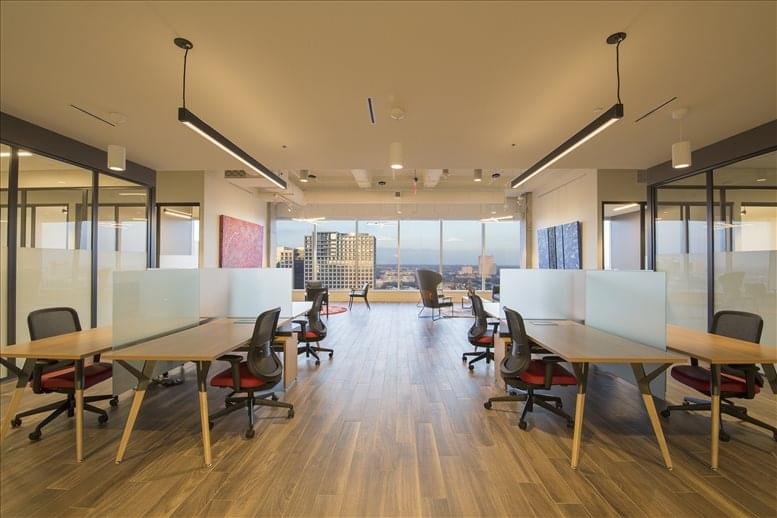 Photo of Office Space on HALL Arts, 2323 Ross Ave, 17th Fl, Dallas Arts District Dallas