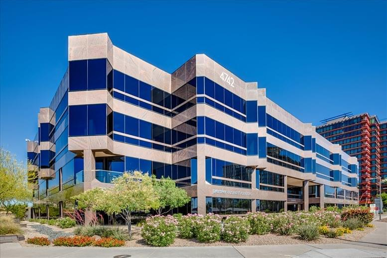Camelback Commons, 4742 N 24th St Office Space - Phoenix