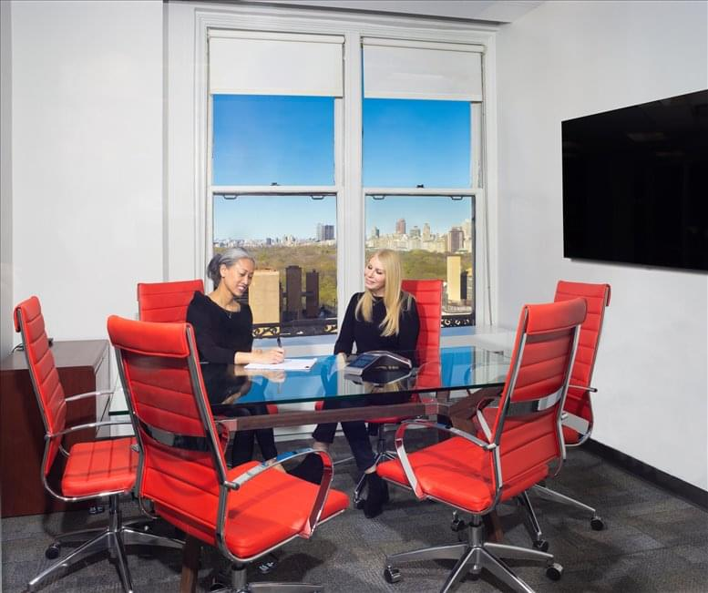 Photo of Office Space on 5 Columbus Circle, 11th Floor NYC