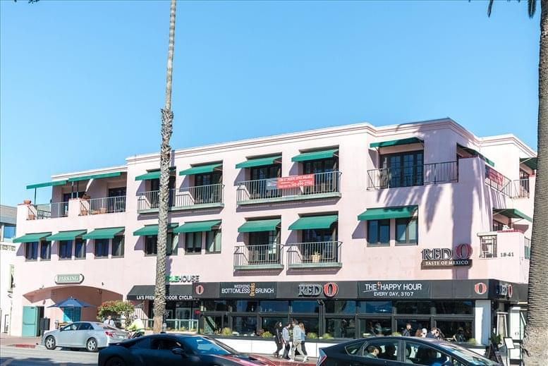 Office for Rent on 1541 Ocean Ave Santa Monica