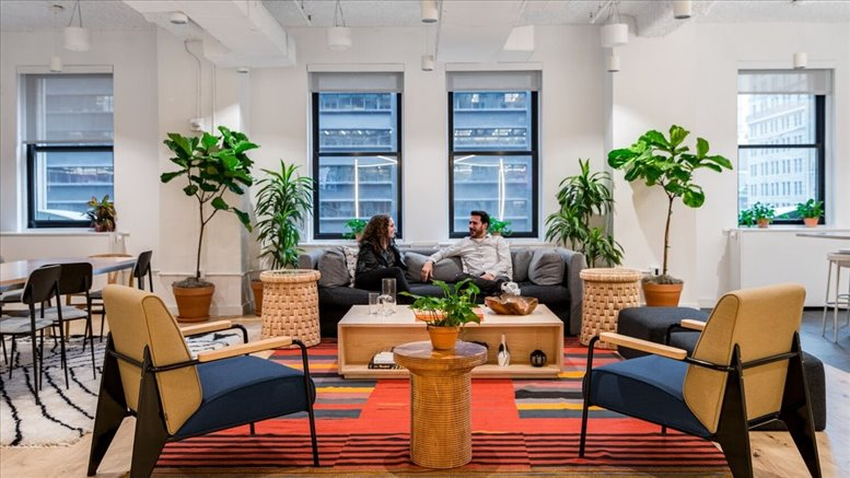 Photo of Office Space on Trinity Center, 115 Broadway, Financial District, Downtown, Manhattan NYC
