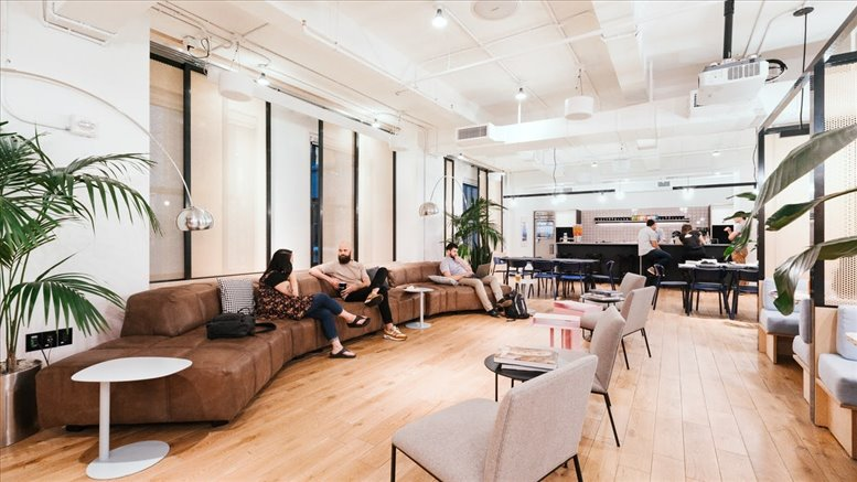 11 Park Place available for companies in NYC