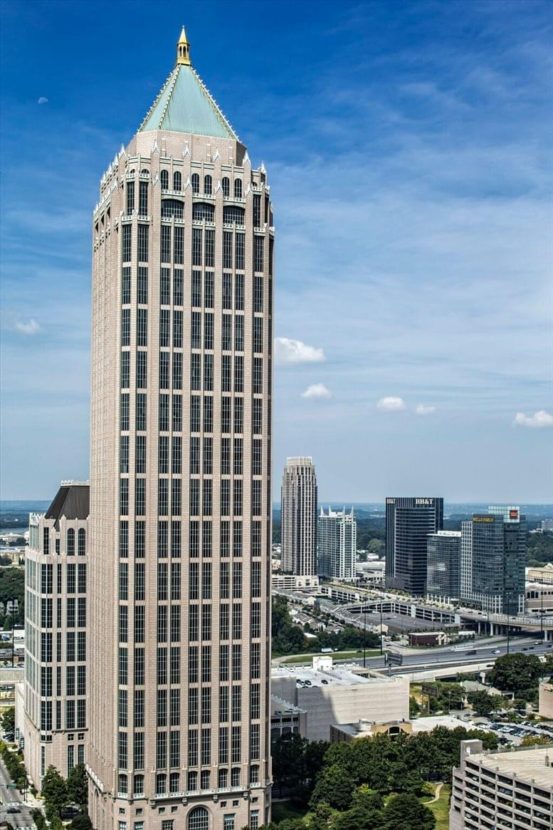One Atlantic Center, 1201 West Peachtree, 23rd Fl Office Space - Atlanta