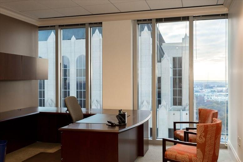 Picture of One Atlantic Center, 1201 West Peachtree, 23rd Fl Office Space available in Atlanta