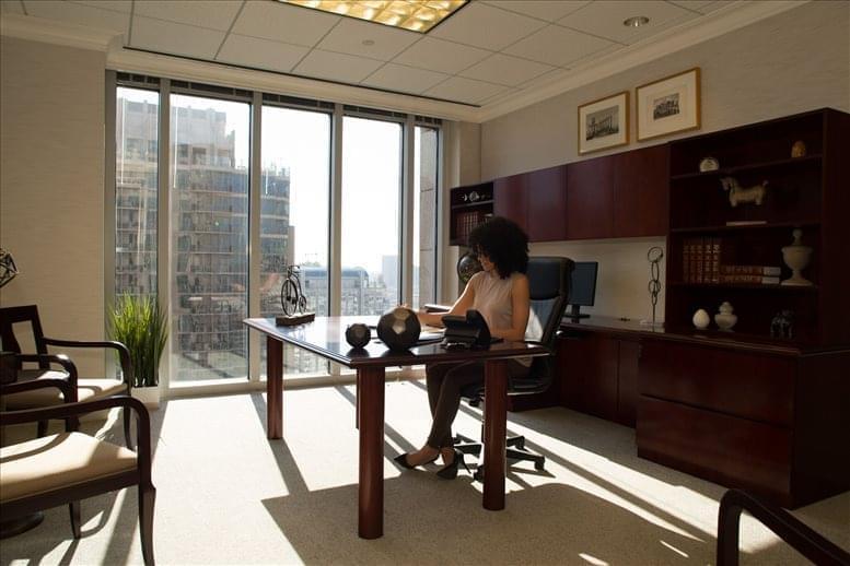 Midtown Atlanta Office Space for Rent @ One Atlantic Center