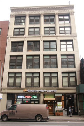 Nomad Start Up Office Space Rental Manhattan 838 6th Ave