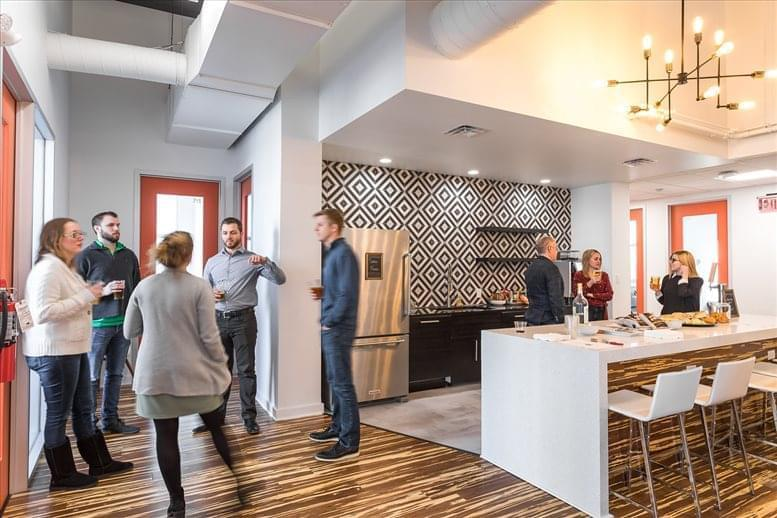 1301 Oak Street, Downtown Office Space - Kansas City