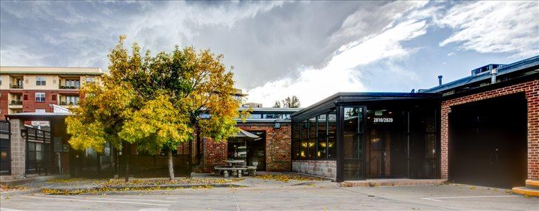 Photo of Office Space on 2806 N. Speer Blvd Denver