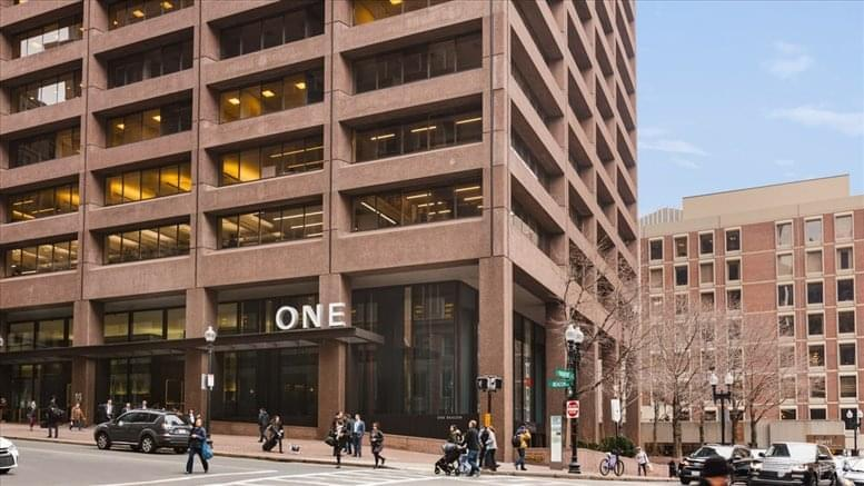One Beacon Street available for companies in Boston