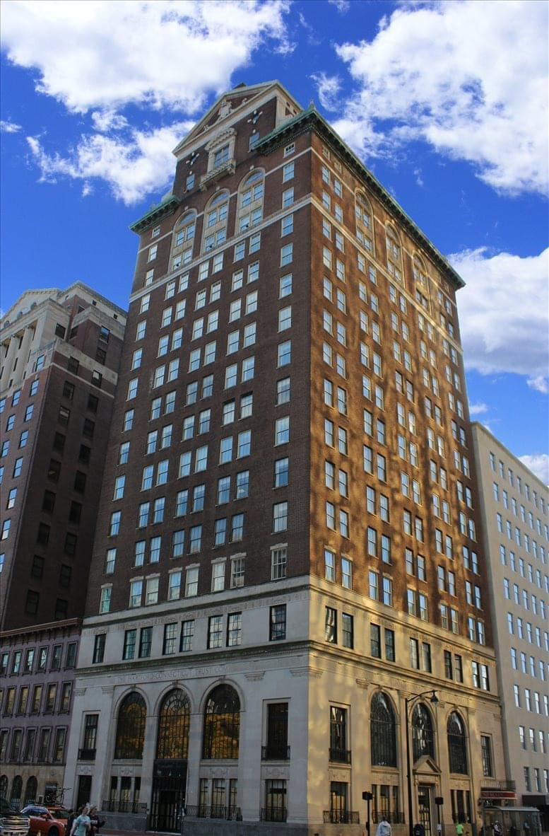 750 Main Street available for companies in Hartford