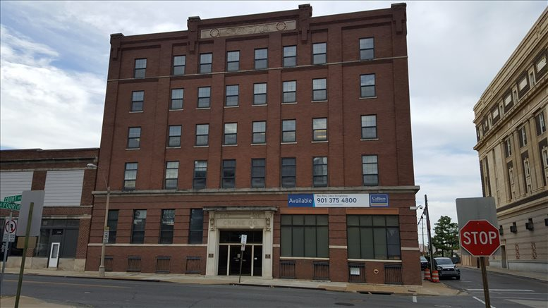 254 Court Ave available for companies in Memphis