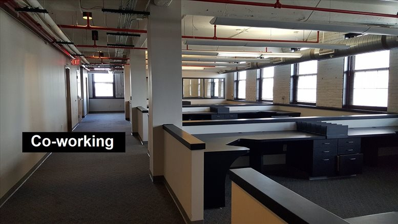 Photo of Office Space on Crane Co Building of Memphis, 254 Court Ave, Downtown Memphis