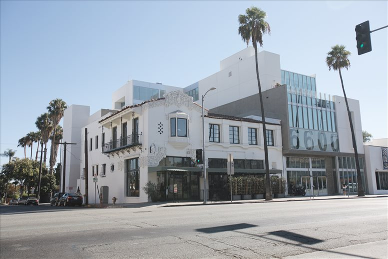Picture of 6600 Sunset Blvd Office Space available in Hollywood