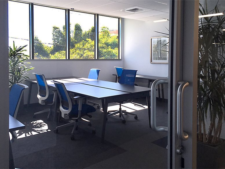 This is a photo of the office space available to rent on 6600 Sunset Blvd