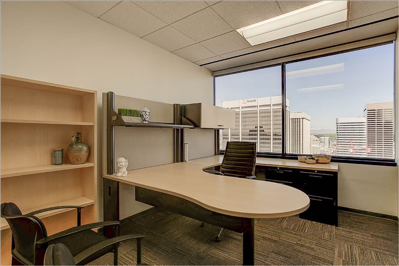 Johns Manville Plaza, 717 17th St, 19th Fl, City Center Office for Rent in Denver