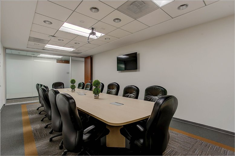 This is a photo of the office space available to rent on Johns Manville Plaza, 717 17th St, 19th Fl, City Center