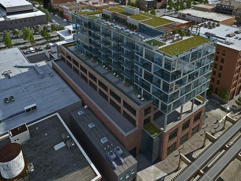 Photo of Office Space on 171 N Aberdeen St, Fulton Market, West Loop Chicago