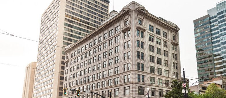 Clift Building available for companies in Salt Lake City