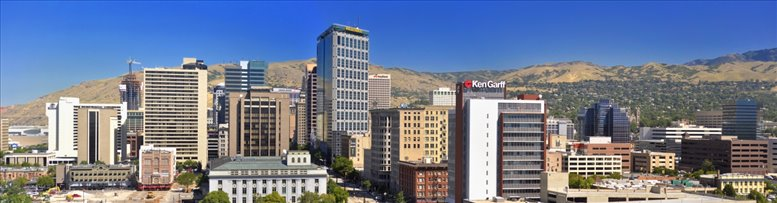 10 West Broadway, Downtown, Salt Lake City Office for Rent in Salt Lake City