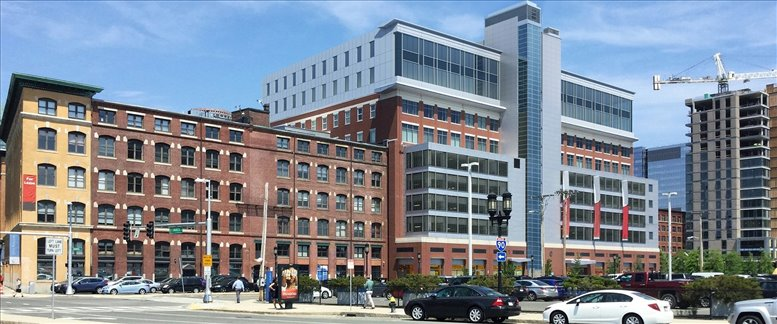 22 Boston Wharf Road available for companies in Boston