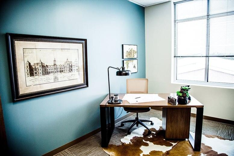 Photo of Office Space available to rent on 13100 Wortham Center Dr, Houston