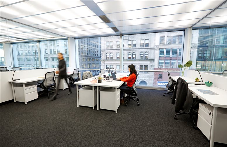 510 5th Ave, Bryant Park, Midtown East, Manhattan Office Images
