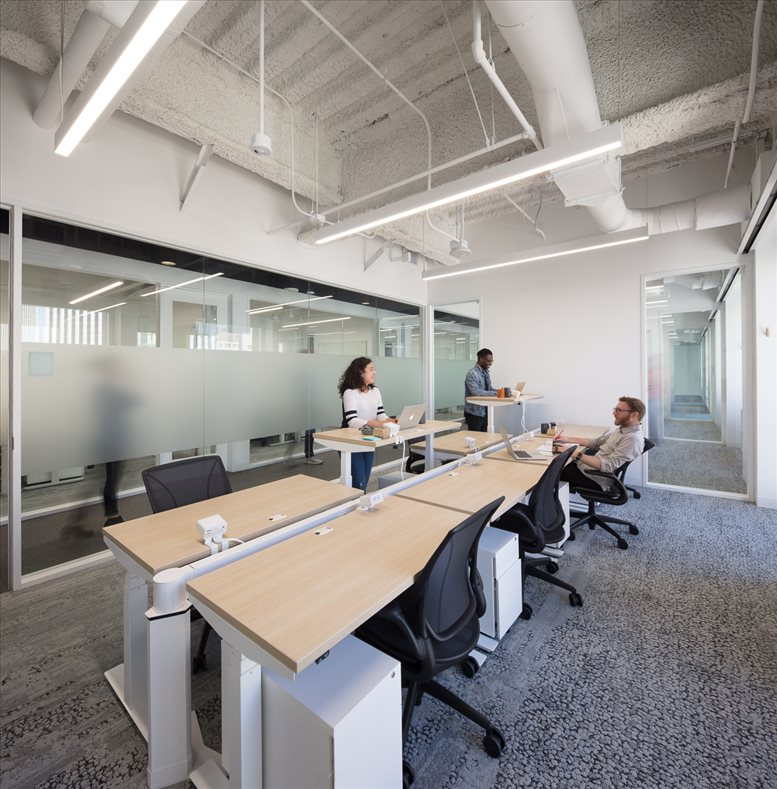 Photo of Office Space on 123 Mission St, Financial District San Francisco