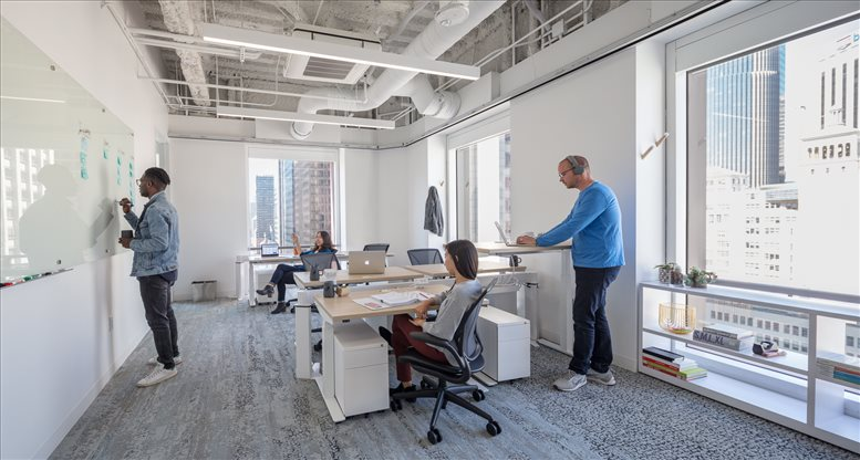 Photo of Office Space available to rent on 123 Mission St, Financial District, San Francisco