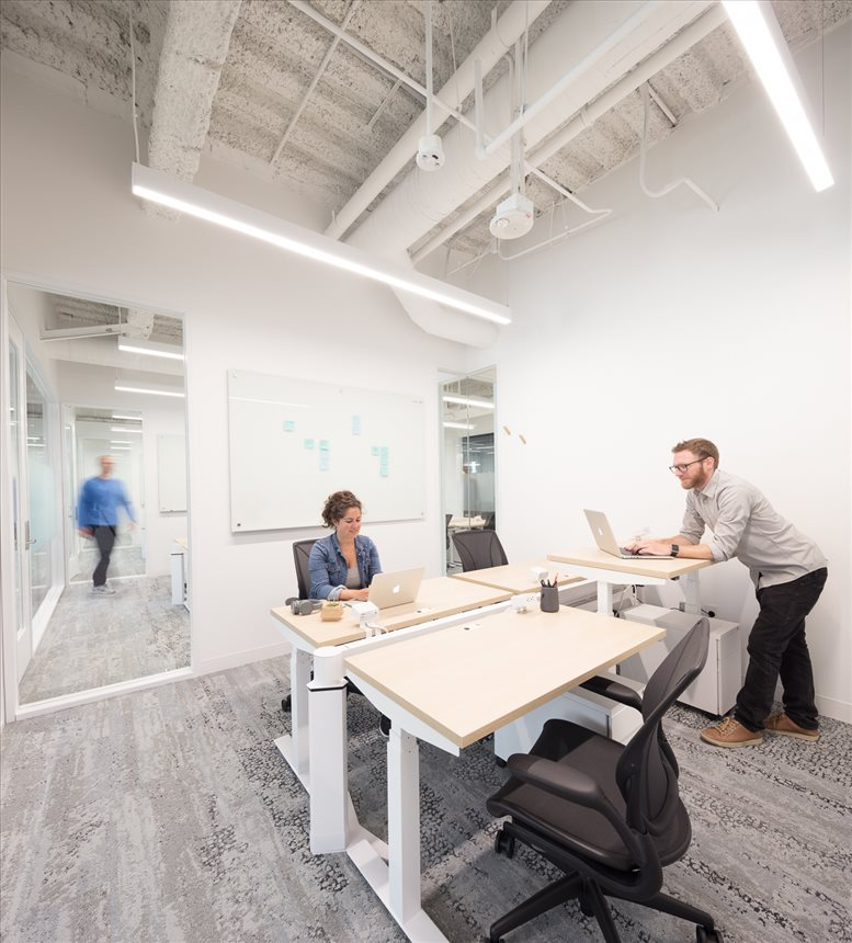 This is a photo of the office space available to rent on 123 Mission St, Financial District