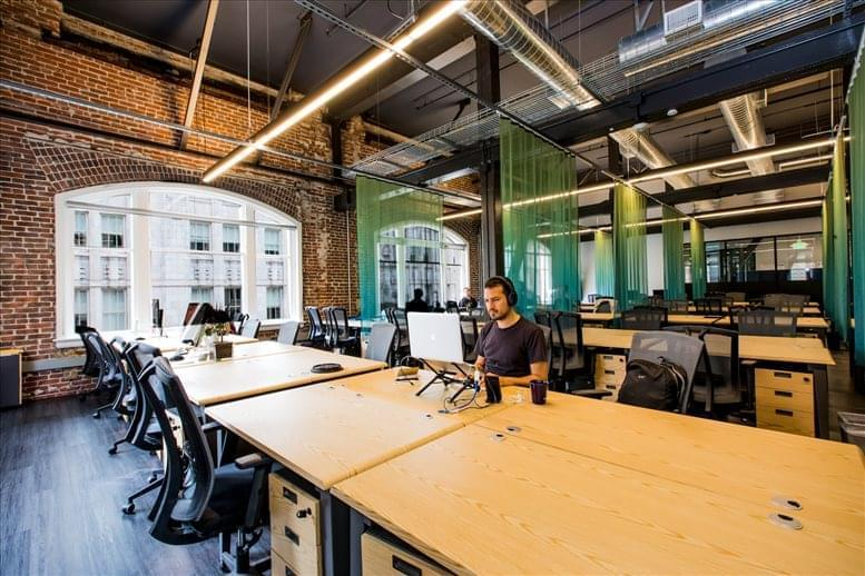 Photo of Office Space on 149 New Montgomery St, Downtown San Francisco
