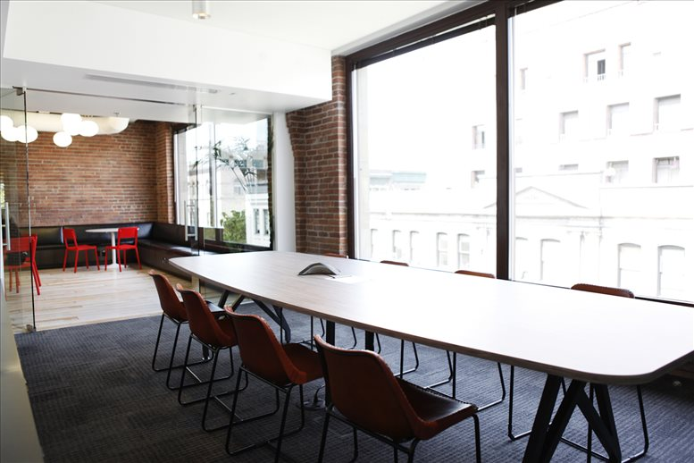 This is a photo of the office space available to rent on Galvanize Campus, 111 S Jackson St, Pioneer Square