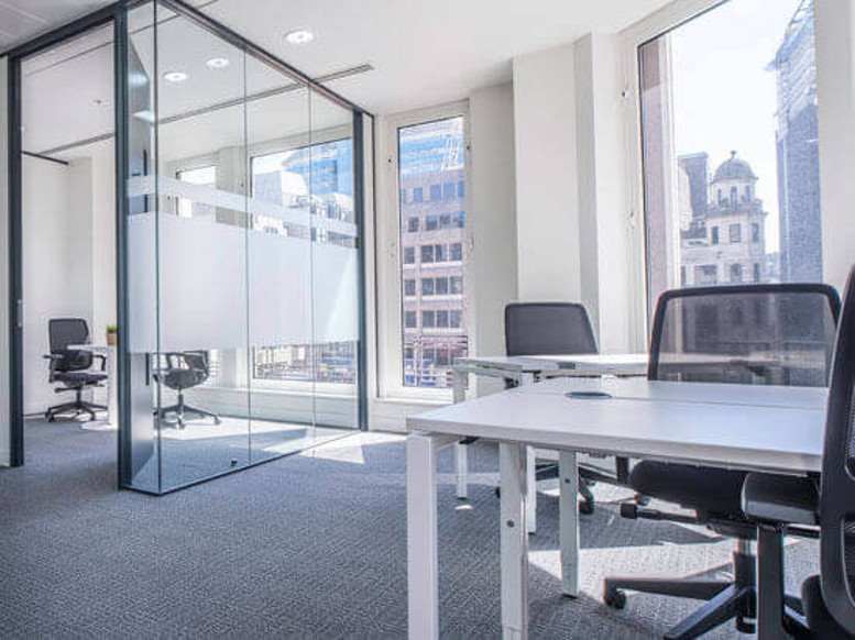 Photo of Office Space on 125 South Wacker Drive, West Loop Chicago