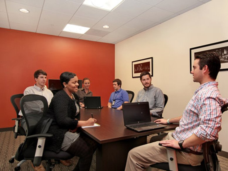 Picture of One Alliance Center, 3500 Lenox Rd NE, 15th Fl, Buckhead Office Space available in Atlanta