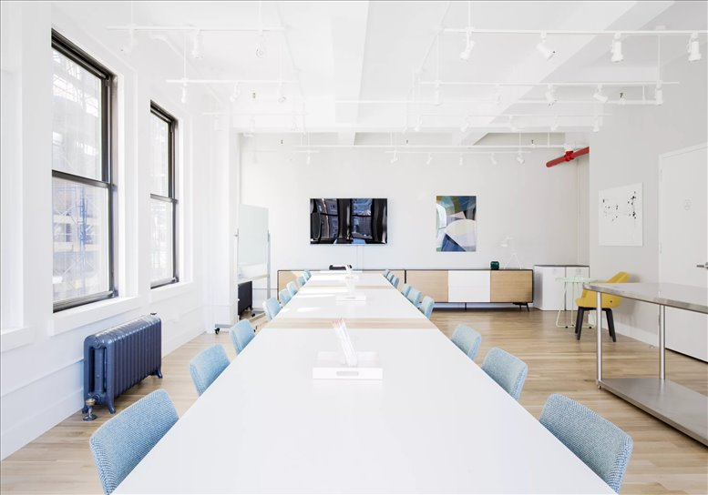 Photo of Office Space on 150 W 28th St, 17th Fl, Chelsea, West Side, Manhattan NYC