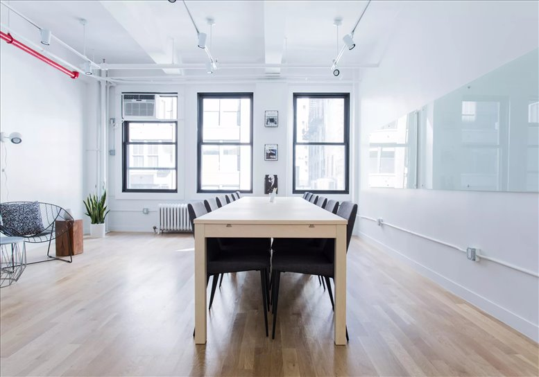 Photo of Office Space available to rent on 150 W 28th St, 17th Fl, Chelsea, West Side, Manhattan, NYC