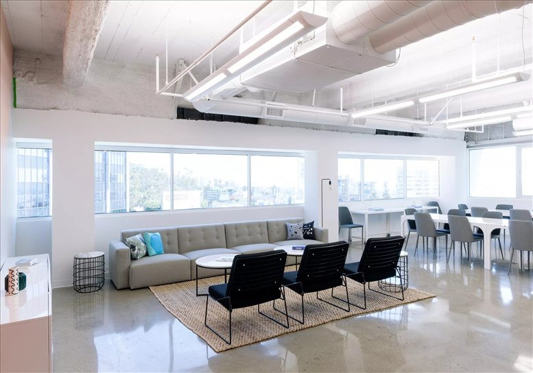 9229 Sunset Blvd Office Images