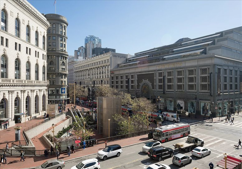 1 Hallidie Plaza, Union Square Office for Rent in San Francisco