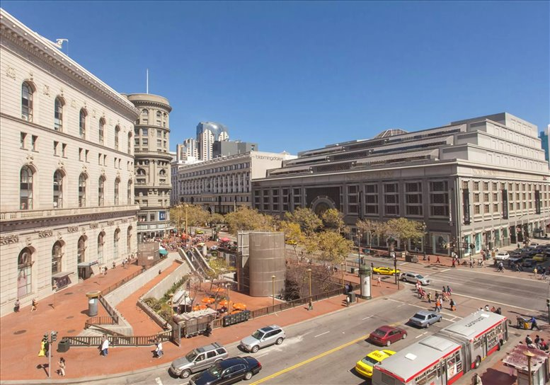Photo of Office Space available to rent on 1 Hallidie Plaza, Union Square, San Francisco