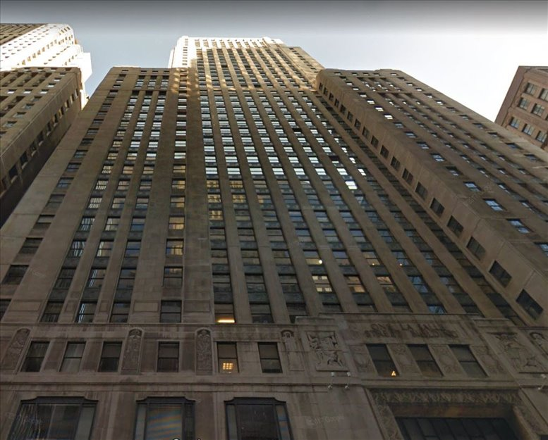 Office for Rent on One LaSalle, 1 North LaSalle Street, 24th Fl, Chicago Loop Chicago