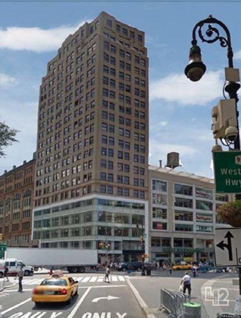853 Broadway, Greenwich Village, Downtown, Manhattan Office Space - NYC