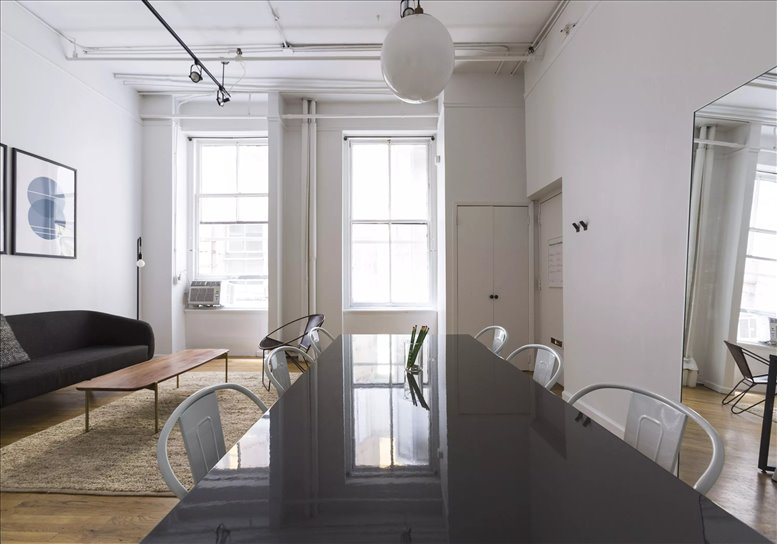 Photo of Office Space on 580 Broadway, SoHo, Downtown, Manhattan NYC
