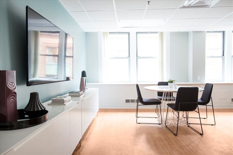 This is a photo of the office space available to rent on 85 Devonshire Office Building, 262 Washington St, Financial District