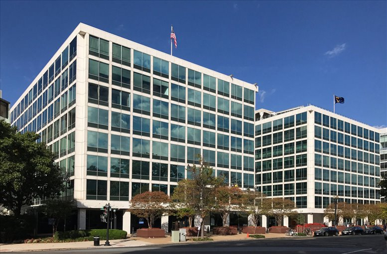 444 North Capitol Street NW, 7th Floor Office Space - Washington DC