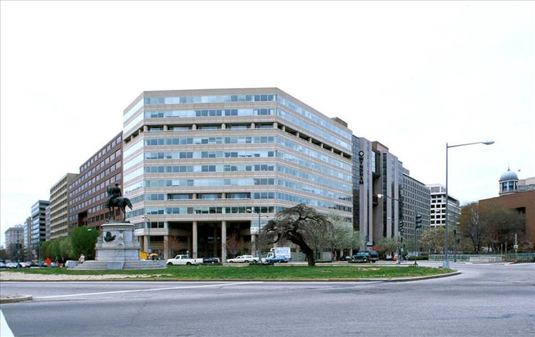 1 Thomas Circle NW, Downtown Office for Rent in Washington DC