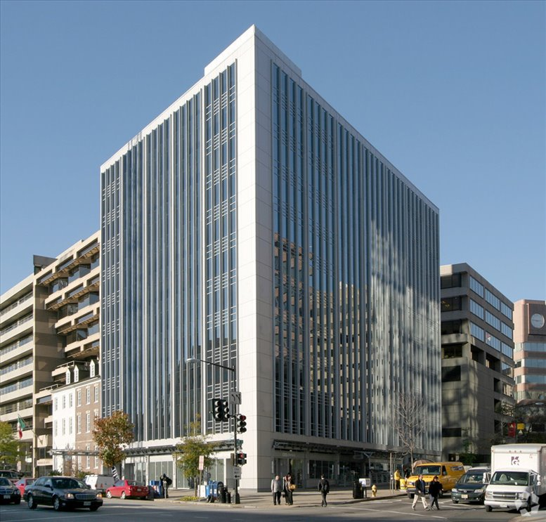 1901 Pennsylvania Avenue NW, Downtown Office Images