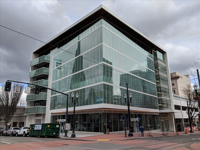 1155 SW Morrison Street Office Space - Portland