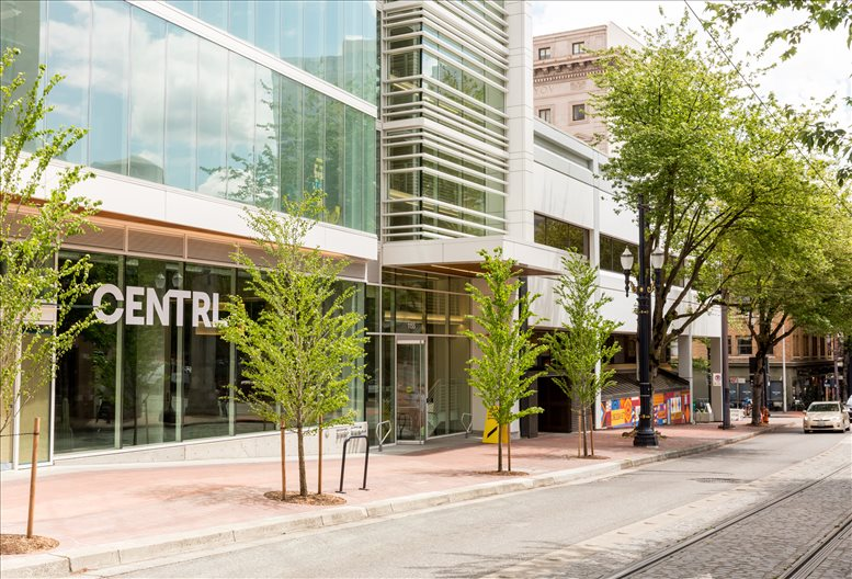 This is a photo of the office space available to rent on 12th & Morrison, 1155 SW Morrison St, West End, Downtown Portland