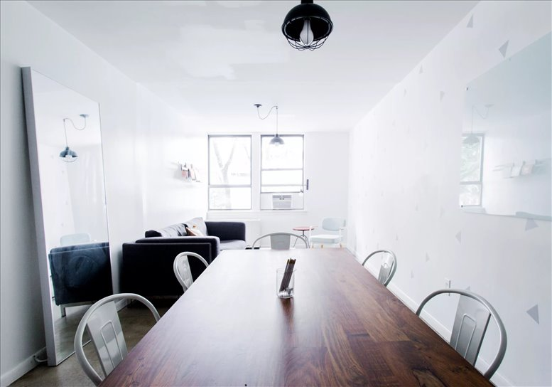 This is a photo of the office space available to rent on 64 W 3rd St, Greenwich Village, Downtown, Manhattan