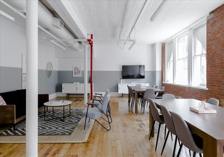 122 Hudson St, Tribeca, Downtown, Manhattan Office Space - NYC
